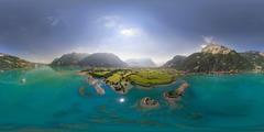 """Bühnenbild """"360° Grad Panoramen"""""""