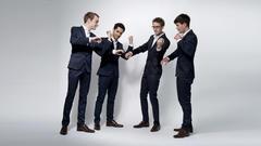 """Bühnenbild """"YAKO Quartett"""""""