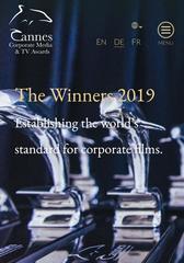 """Vorschaubild für News """"Cannes Corporate Award"""" vom 30.09.2019"""