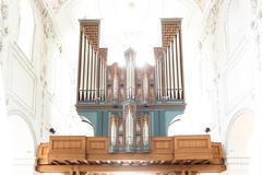 """Vorschaubild für Galerie """"Kirche zum Prediger, Zürich"""" vom 02.04.2014"""