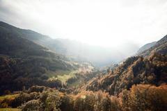 """Vorschaubild für Galerie """"Schweiz - Bad Ragaz Taminaschlucht"""" vom 14.10.2012"""