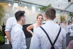 Hochzeit Corinne und Marius