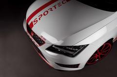 Sportec Seat Leon Cupra SR350