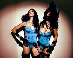Emanuella and Nadine   Austria