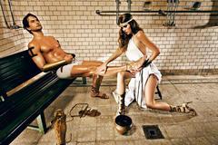 Advertising | Markus Schenkenberg | FHM Magazine | QVC