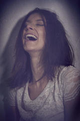 Leonie Polaroid Portrait II