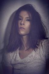 Leonie Polaroid Portrait III
