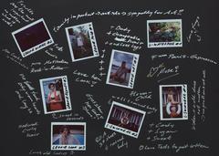 Leonie Polaroid Collage