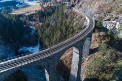 """Vorschaubild für Stock Bild """"img-20161226-125310-landwasserviadukt-00048"""""""