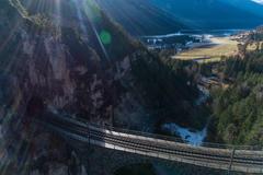 """Vorschaubild für Stock Bild """"img-20161226-125255-landwasserviadukt-00041"""""""