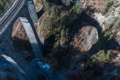 """Vorschaubild für Stock Bild """"img-20161226-125304-landwasserviadukt-00045"""""""