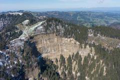 """Vorschaubild für Stock Bild """"img-20140420-111136-aerialstock-aenziloch-00012"""""""