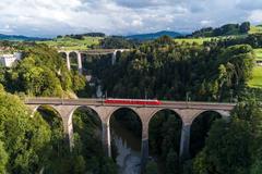 """Vorschaubild für Stock Bild """"img-20170819-183633-sitter-viadukt-00011"""""""