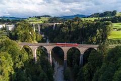 """Vorschaubild für Stock Bild """"img-20170819-183538-sitter-viadukt-00005"""""""