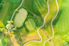 """Vorschaubild für Stock Bild """"img-20180607-202003-aerialstock-golfplatz-kyburg-winterthur-00012"""""""