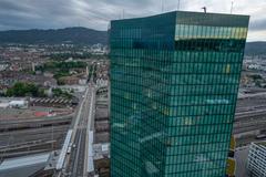 """Vorschaubild für Stock Bild """"img-20180621-210753-aerialstock-prime-tower-zuerich-00049-hdr"""""""