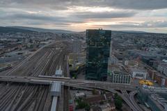 """Vorschaubild für Stock Bild """"img-20180621-205836-aerialstock-prime-tower-zuerich-00019-hdr"""""""