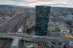 """Vorschaubild für Stock Bild """"img-20180621-205955-aerialstock-prime-tower-zuerich-00022-hdr"""""""