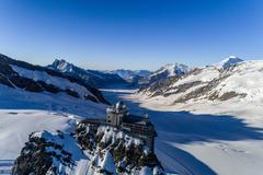 """Vorschaubild für Stock Bild """"img-20180627-071012-aerialstock-berner-oberland-jungfrau-00037-hdr"""""""