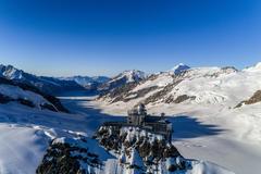 """Vorschaubild für Stock Bild """"img-20180627-070958-aerialstock-berner-oberland-jungfrau-00034-hdr"""""""
