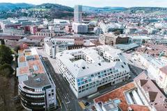 """Vorschaubild für Stock Projekt """"Winterthur Archhöfe"""""""