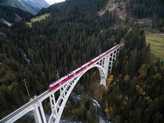 """Vorschaubild für Stock Projekt """"Langwieser Viadukt"""""""