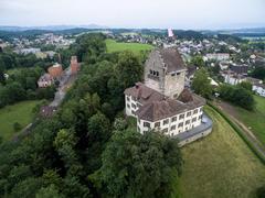 """Vorschaubild für Stock Projekt """"Schloss Uster"""""""