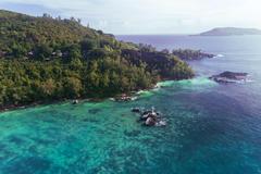 """Vorschaubild für Stock Projekt """"Seychellen Mahe: Port Lunay"""""""