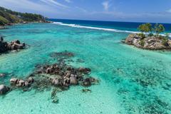 "Vorschaubild für Stock Projekt ""Seychellen Mahe: Anse Royal"""