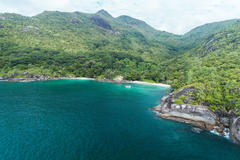 "Vorschaubild für Stock Projekt ""Seychellen Mahe: Anse Major"""